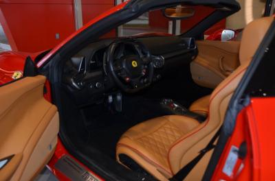 Used 2015 Ferrari 458 Spider Used 2015 Ferrari 458 Spider for sale $229,900 at Cauley Ferrari in West Bloomfield MI 28