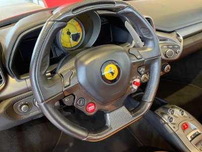 Used 2015 Ferrari 458 Spider Used 2015 Ferrari 458 Spider for sale $229,900 at Cauley Ferrari in West Bloomfield MI 38