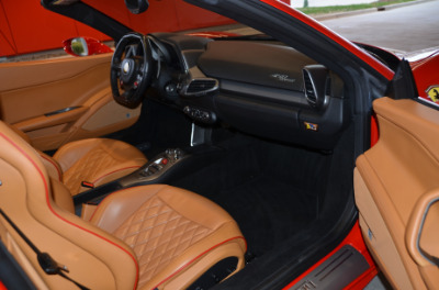Used 2015 Ferrari 458 Spider Used 2015 Ferrari 458 Spider for sale $229,900 at Cauley Ferrari in West Bloomfield MI 51