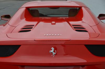 Used 2015 Ferrari 458 Spider Used 2015 Ferrari 458 Spider for sale $229,900 at Cauley Ferrari in West Bloomfield MI 66