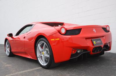 Used 2015 Ferrari 458 Spider Used 2015 Ferrari 458 Spider for sale $229,900 at Cauley Ferrari in West Bloomfield MI 69