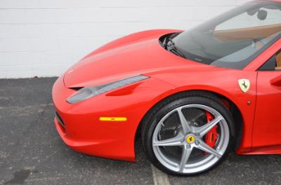 Used 2015 Ferrari 458 Spider Used 2015 Ferrari 458 Spider for sale $229,900 at Cauley Ferrari in West Bloomfield MI 77
