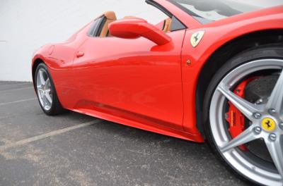 Used 2015 Ferrari 458 Spider Used 2015 Ferrari 458 Spider for sale $229,900 at Cauley Ferrari in West Bloomfield MI 84