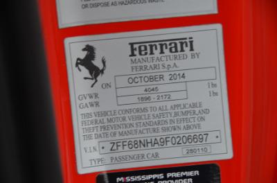 Used 2015 Ferrari 458 Spider Used 2015 Ferrari 458 Spider for sale $229,900 at Cauley Ferrari in West Bloomfield MI 90