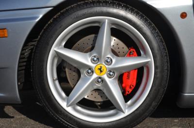 Used 1999 Ferrari 360 Modena Used 1999 Ferrari 360 Modena for sale Sold at Cauley Ferrari in West Bloomfield MI 12