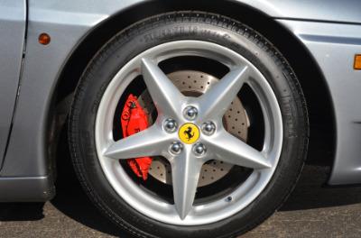 Used 1999 Ferrari 360 Modena Used 1999 Ferrari 360 Modena for sale Sold at Cauley Ferrari in West Bloomfield MI 14