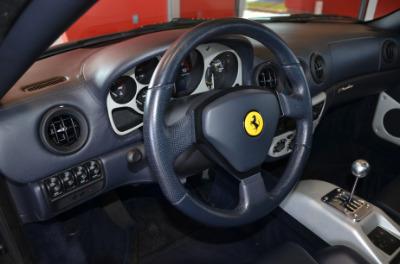 Used 1999 Ferrari 360 Modena Used 1999 Ferrari 360 Modena for sale Sold at Cauley Ferrari in West Bloomfield MI 27