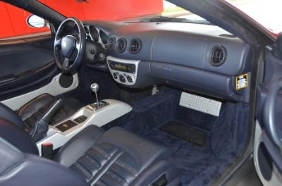 Used 1999 Ferrari 360 Modena Used 1999 Ferrari 360 Modena for sale Sold at Cauley Ferrari in West Bloomfield MI 44