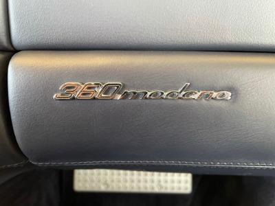 Used 1999 Ferrari 360 Modena Used 1999 Ferrari 360 Modena for sale Sold at Cauley Ferrari in West Bloomfield MI 50