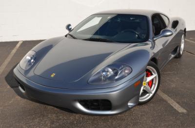 Used 1999 Ferrari 360 Modena Used 1999 Ferrari 360 Modena for sale Sold at Cauley Ferrari in West Bloomfield MI 58