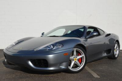 Used 1999 Ferrari 360 Modena Used 1999 Ferrari 360 Modena for sale Sold at Cauley Ferrari in West Bloomfield MI 59