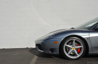 Used 1999 Ferrari 360 Modena Used 1999 Ferrari 360 Modena for sale Sold at Cauley Ferrari in West Bloomfield MI 64