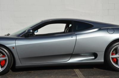 Used 1999 Ferrari 360 Modena Used 1999 Ferrari 360 Modena for sale Sold at Cauley Ferrari in West Bloomfield MI 65