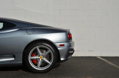 Used 1999 Ferrari 360 Modena Used 1999 Ferrari 360 Modena for sale Sold at Cauley Ferrari in West Bloomfield MI 66