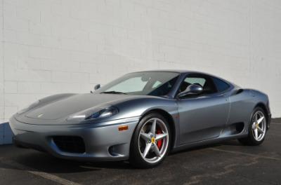 Used 1999 Ferrari 360 Modena Used 1999 Ferrari 360 Modena for sale Sold at Cauley Ferrari in West Bloomfield MI 67