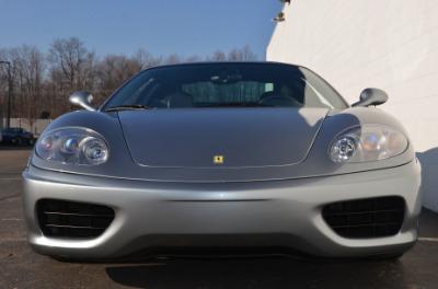 Used 1999 Ferrari 360 Modena Used 1999 Ferrari 360 Modena for sale Sold at Cauley Ferrari in West Bloomfield MI 72