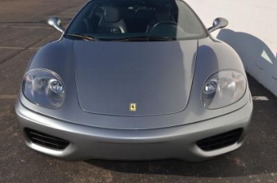 Used 1999 Ferrari 360 Modena Used 1999 Ferrari 360 Modena for sale Sold at Cauley Ferrari in West Bloomfield MI 73