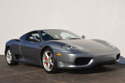 Used 1999 Ferrari 360 Modena Used 1999 Ferrari 360 Modena for sale Sold at Cauley Ferrari in West Bloomfield MI 77