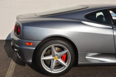 Used 1999 Ferrari 360 Modena Used 1999 Ferrari 360 Modena for sale Sold at Cauley Ferrari in West Bloomfield MI 78
