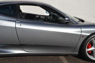 Used 1999 Ferrari 360 Modena Used 1999 Ferrari 360 Modena for sale Sold at Cauley Ferrari in West Bloomfield MI 79