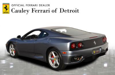 Used 1999 Ferrari 360 Modena Used 1999 Ferrari 360 Modena for sale Sold at Cauley Ferrari in West Bloomfield MI 8