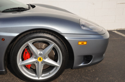 Used 1999 Ferrari 360 Modena Used 1999 Ferrari 360 Modena for sale Sold at Cauley Ferrari in West Bloomfield MI 80