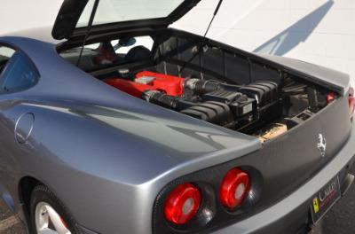 Used 1999 Ferrari 360 Modena Used 1999 Ferrari 360 Modena for sale Sold at Cauley Ferrari in West Bloomfield MI 82