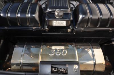 Used 1999 Ferrari 360 Modena Used 1999 Ferrari 360 Modena for sale Sold at Cauley Ferrari in West Bloomfield MI 84