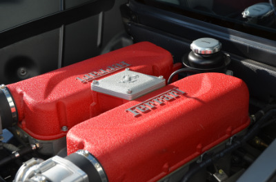 Used 1999 Ferrari 360 Modena Used 1999 Ferrari 360 Modena for sale Sold at Cauley Ferrari in West Bloomfield MI 86