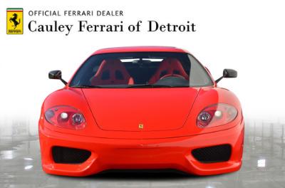 Used 2004 Ferrari 360 Challenge Stradale Used 2004 Ferrari 360 Challenge Stradale for sale Sold at Cauley Ferrari in West Bloomfield MI 3