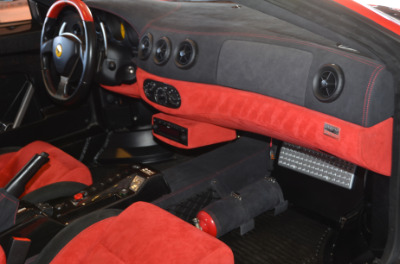 Used 2004 Ferrari 360 Challenge Stradale Used 2004 Ferrari 360 Challenge Stradale for sale Sold at Cauley Ferrari in West Bloomfield MI 40