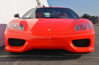 Used 2004 Ferrari 360 Challenge Stradale Used 2004 Ferrari 360 Challenge Stradale for sale Sold at Cauley Ferrari in West Bloomfield MI 45