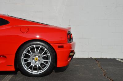 Used 2004 Ferrari 360 Challenge Stradale Used 2004 Ferrari 360 Challenge Stradale for sale Sold at Cauley Ferrari in West Bloomfield MI 53
