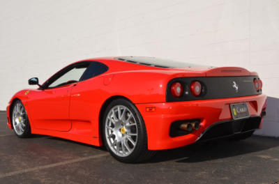 Used 2004 Ferrari 360 Challenge Stradale Used 2004 Ferrari 360 Challenge Stradale for sale Sold at Cauley Ferrari in West Bloomfield MI 54