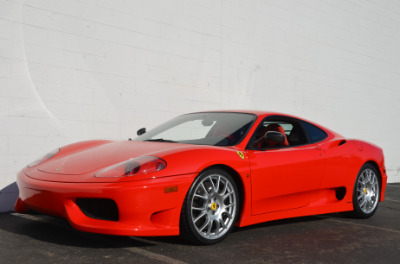 Used 2004 Ferrari 360 Challenge Stradale Used 2004 Ferrari 360 Challenge Stradale for sale Sold at Cauley Ferrari in West Bloomfield MI 64