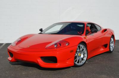 Used 2004 Ferrari 360 Challenge Stradale Used 2004 Ferrari 360 Challenge Stradale for sale Sold at Cauley Ferrari in West Bloomfield MI 66