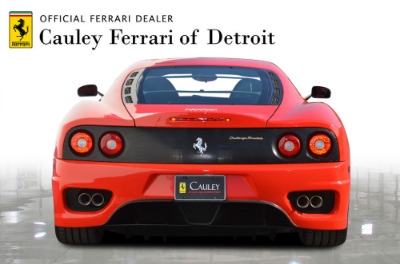 Used 2004 Ferrari 360 Challenge Stradale Used 2004 Ferrari 360 Challenge Stradale for sale Sold at Cauley Ferrari in West Bloomfield MI 7