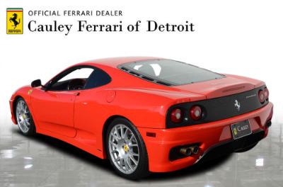 Used 2004 Ferrari 360 Challenge Stradale Used 2004 Ferrari 360 Challenge Stradale for sale Sold at Cauley Ferrari in West Bloomfield MI 8