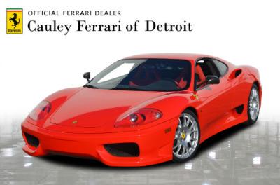 Used 2004 Ferrari 360 Challenge Stradale Used 2004 Ferrari 360 Challenge Stradale for sale Sold at Cauley Ferrari in West Bloomfield MI 1