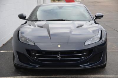 Used 2019 Ferrari Portofino Used 2019 Ferrari Portofino for sale $229,900 at Cauley Ferrari in West Bloomfield MI 16