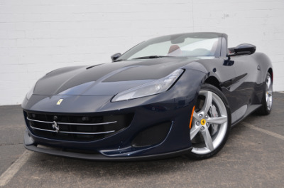 Used 2019 Ferrari Portofino Used 2019 Ferrari Portofino for sale $229,900 at Cauley Ferrari in West Bloomfield MI 57