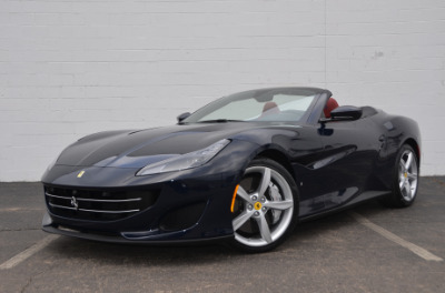 Used 2019 Ferrari Portofino Used 2019 Ferrari Portofino for sale $229,900 at Cauley Ferrari in West Bloomfield MI 58