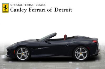Used 2019 Ferrari Portofino Used 2019 Ferrari Portofino for sale $229,900 at Cauley Ferrari in West Bloomfield MI 9