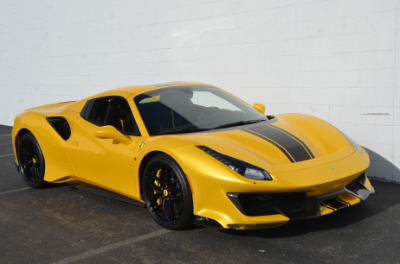 Used 2020 Ferrari 488 Pista Spider Used 2020 Ferrari 488 Pista Spider for sale Call for price at Cauley Ferrari in West Bloomfield MI 17