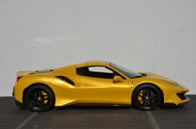 Used 2020 Ferrari 488 Pista Spider Used 2020 Ferrari 488 Pista Spider for sale $599,900 at Cauley Ferrari in West Bloomfield MI 18