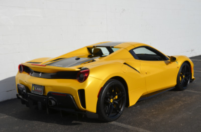 Used 2020 Ferrari 488 Pista Spider Used 2020 Ferrari 488 Pista Spider for sale $599,900 at Cauley Ferrari in West Bloomfield MI 19