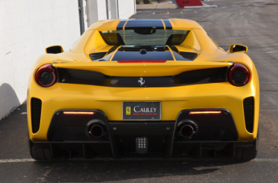 Used 2020 Ferrari 488 Pista Spider Used 2020 Ferrari 488 Pista Spider for sale Call for price at Cauley Ferrari in West Bloomfield MI 20