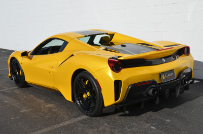Used 2020 Ferrari 488 Pista Spider Used 2020 Ferrari 488 Pista Spider for sale Call for price at Cauley Ferrari in West Bloomfield MI 21