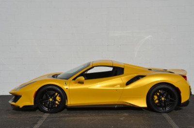 Used 2020 Ferrari 488 Pista Spider Used 2020 Ferrari 488 Pista Spider for sale $599,900 at Cauley Ferrari in West Bloomfield MI 22