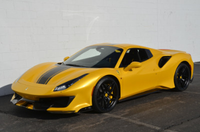 Used 2020 Ferrari 488 Pista Spider Used 2020 Ferrari 488 Pista Spider for sale Call for price at Cauley Ferrari in West Bloomfield MI 23